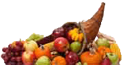 Image of fruit cornucopia