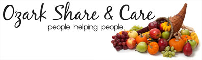 Ozark Share & Care - People helping people